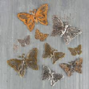 Prima Marketing Vintage Mechanicals Grungy Butterflies